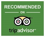 Trip Advisior recommended